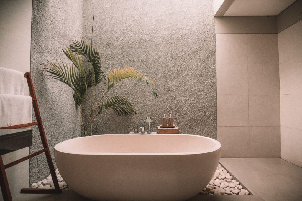 防水のため風呂場で使えてリラックス効果が高い